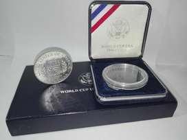Moneda Mundial USA 94