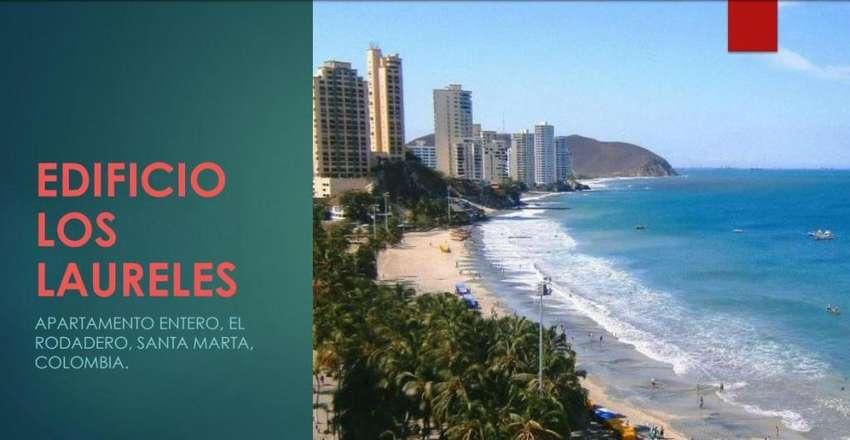 Rodadero, Muy Cerca a La Playa con Vista 0