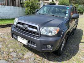 Flamante Toyota 4Runner