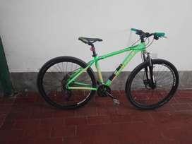 Bicicleta mbk