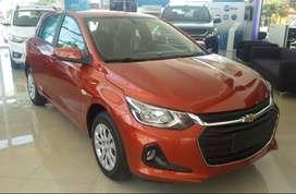 Nuevo Chevrolet Onix por concesionaria oficial