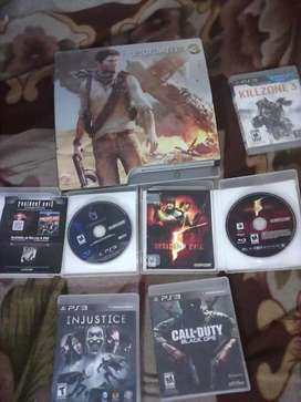 PS3 Cage uncharted