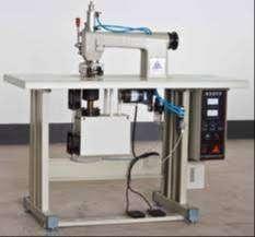 reparacion maquinas coser de ultrasonido y punto golpe para pegar manijas, bolsa ecologica cambrel. Servicio técnico.