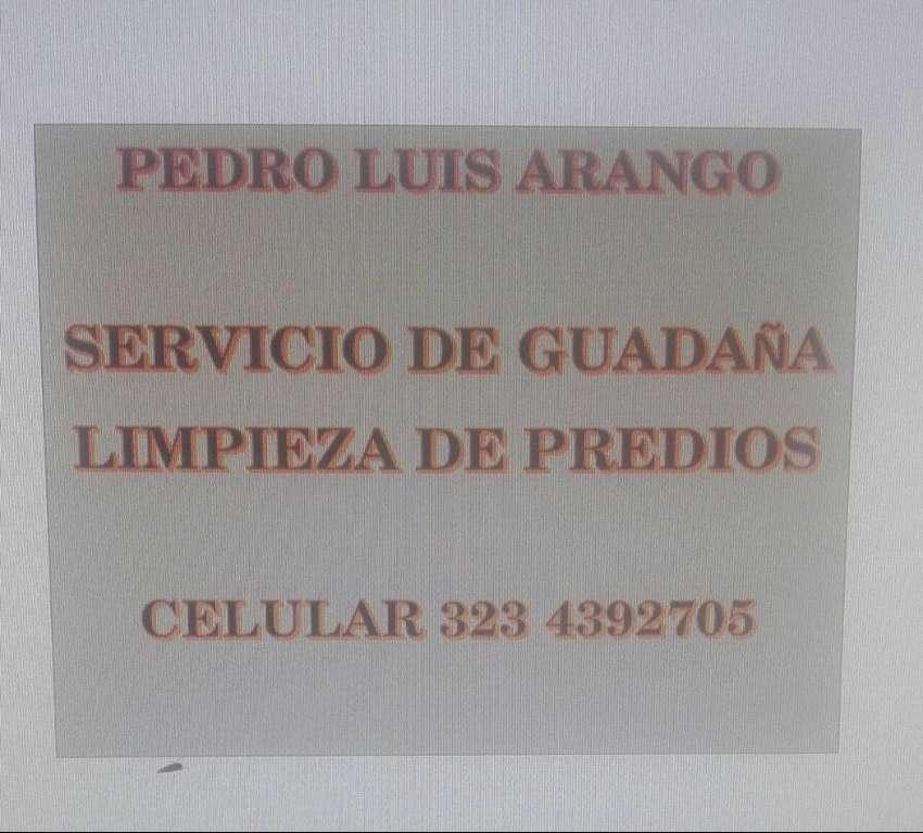 Servicio de Guadaña 0