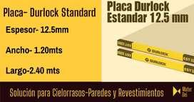 Placas de Durlock