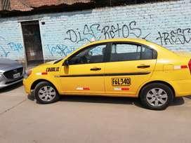 Auto hiundai para taxi papeles en regla