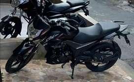 Vendo moto cr4 125 Akt como nueva