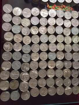 Venta de Monedas de Gran Coleccion del Perú