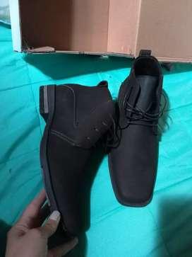 Zapatos de cuero talla 38