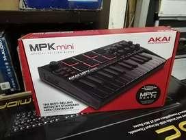 Midi akai mpk mini mk3 nuevo