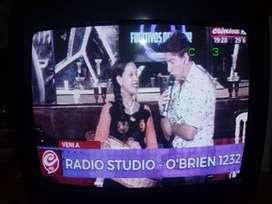 """TV 20"""" c/control trinorma tv/catv 83 canales"""