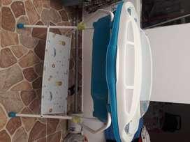 Bañera plegable para bebe