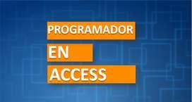 Programador en Access en Medellín.