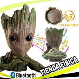 parlante bluetooth baby groot marvel