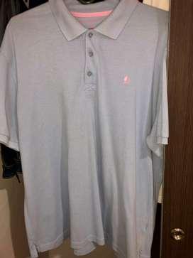 Vendo camiseta tipo polo nautica original 1 puesta talla XL
