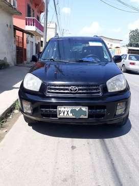 Vendo Toyota Rav4 2003