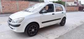 Único dueño vende impecable Hyundai Getz año 2011 como de agencia