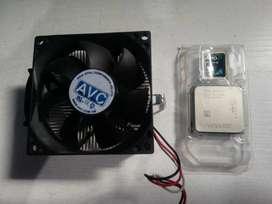 Vendo AMD Athlon LE1600 2.2ghz + Cooler