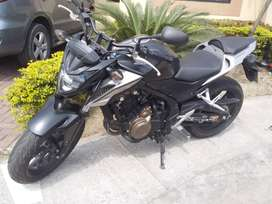 MOTO HONDA CBF500