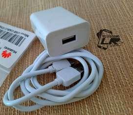 Cargador Huawei original Micro USB o V8.
