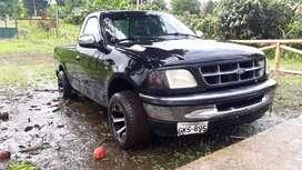 Camioneta ford f150 caja por reparar debe 500 en matricula