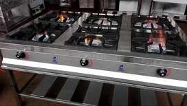 Cocina industrial SURGE