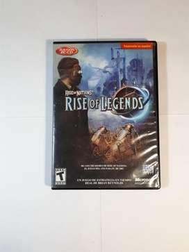 Rise Of Legends para Pc