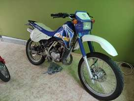 Kawasaki kmx modelo 2001 tarjeta y traspaso de los nuevos