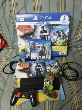 Play Station 4 Slim 2 Controles PS4 Negociable