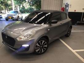 Suzuki New Swift MECANICO  1.2 Gl Modelo 2019 COLOR GRIS