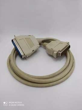 Cable de impresora paralelo
