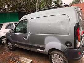 kangoo furgon 2007 1.6 16v