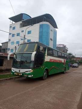 Buss scania 113, caja volvo 1400