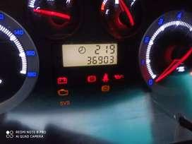 poco recorrido y motor original gasolina no gas.