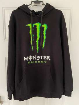 Buso Monster Energy talla M y L