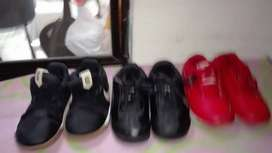 Lote de Zapatos para niño