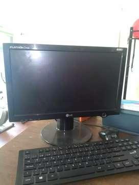Cpu+Monitor LG