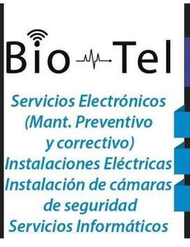 Electronica - Mantenimiento equipos Electronicos