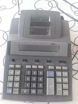 Calculadora Cifra con impresor
