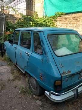 Renault 6 modelo 72