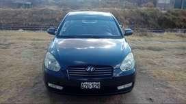 Hyundai accent 2010.