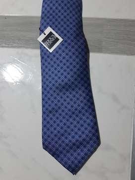 Vendo hermosa corbata bijoux terner nueva