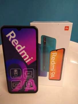 Xiaomi Redmi 9A caja sellada nuevo