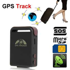Potente Gps Teacker Microfono Espia,