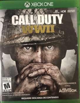 Vendo 4 Juegos de Xbox One