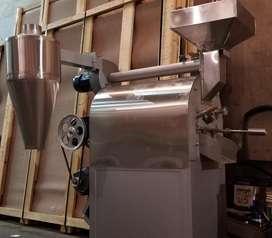 Tostadoras de café , cacao , castañas, fabricante