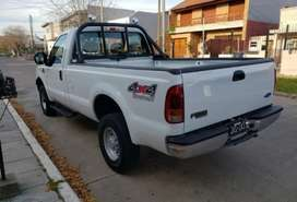 Ford f100 xlt duty 4x4 impecable diésel turbo impecable