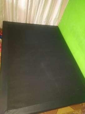Se vende colchón semiortopedico PULMA + base  en buen estado