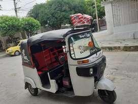 Vendo Motocarro