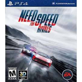 Need For Speed Rivals Ps4 Primario